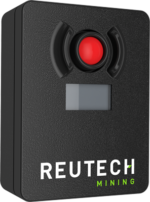 Reutech Digital Compass (RDC) 3D render illustration